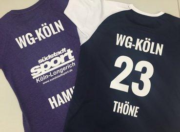 Team und Sportausrüster Köln, Sponsoring, Ausrüsterverträge